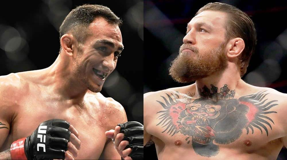 Tony Ferguson reacts to McGregor's defeat in the trilogy with the Porrier
