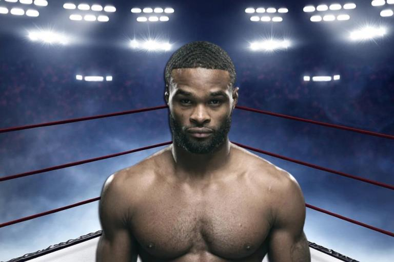Tyron Woodley excited for new boxing career. Interview