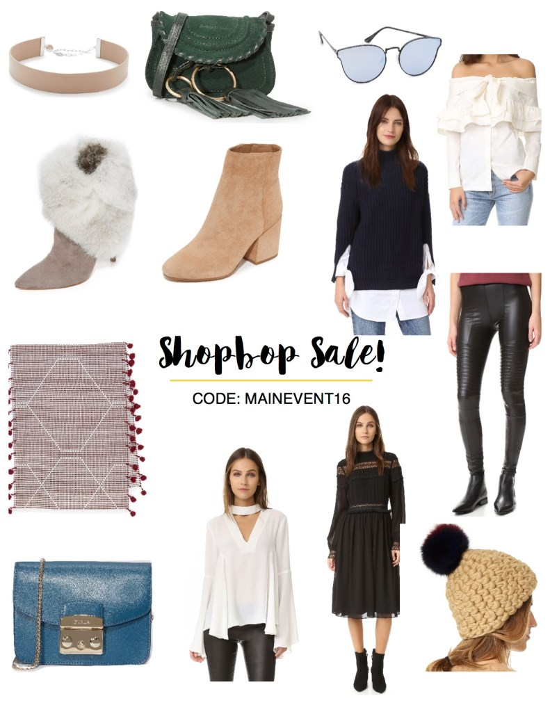 Shopbop Sale Favorites, Chicago Fashion Blogger.