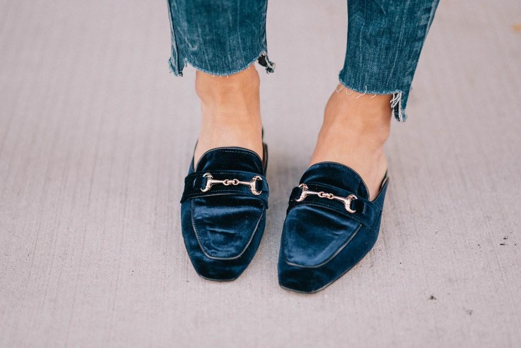 Steve Madden Razzi Mules and Chicago Bears Fashion