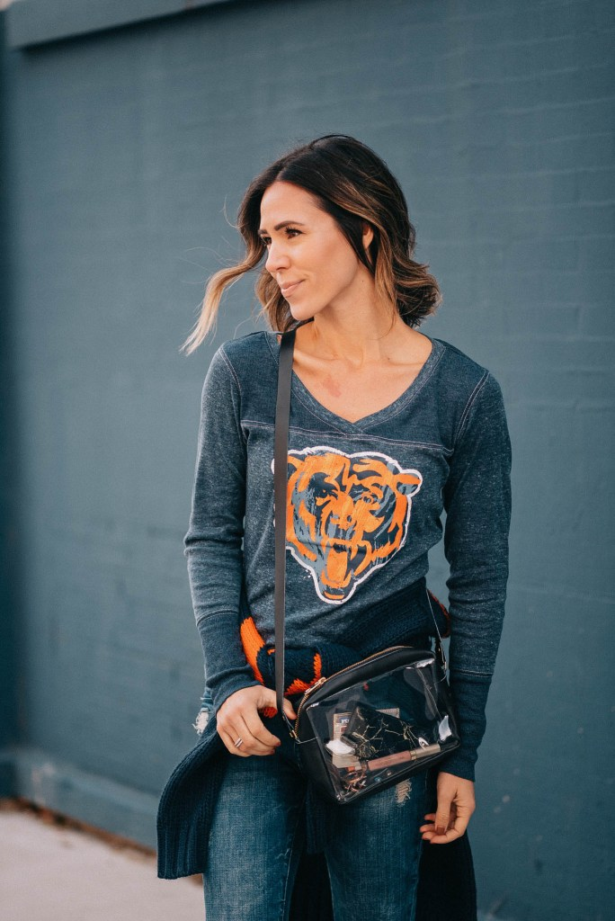 Touch by Alyssa Milano Collection and Game day fashion
