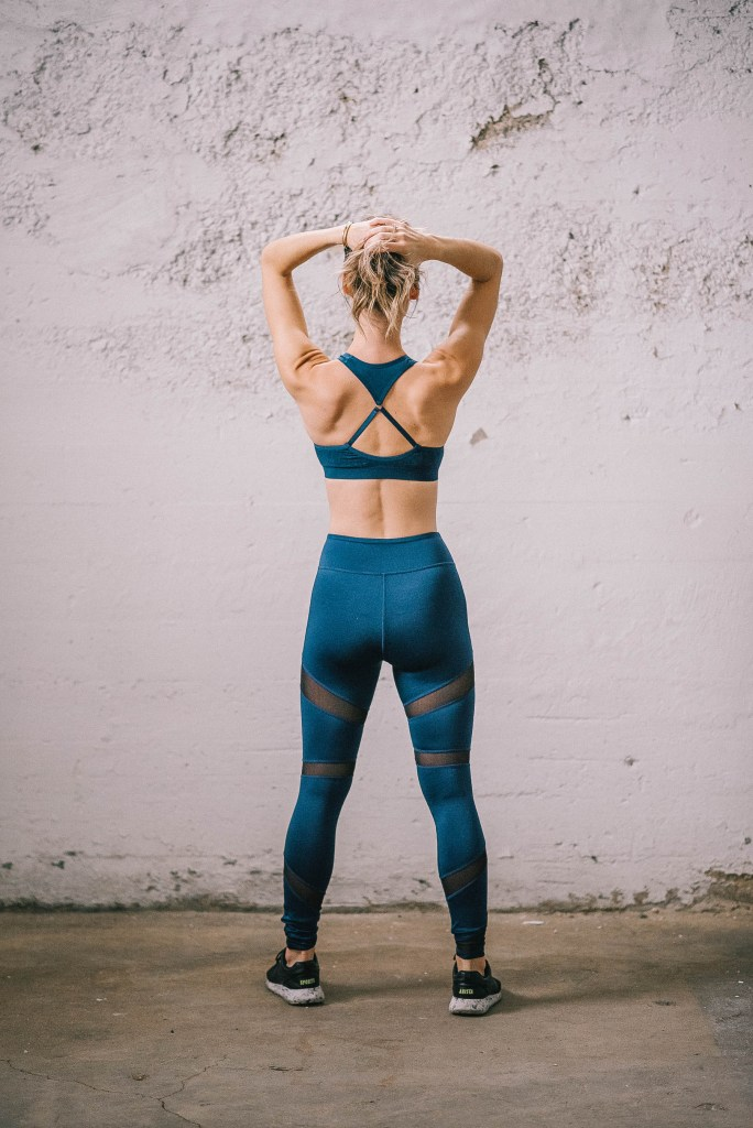 Popsugar Two Week Workout and AdmoreMe Fitness Sets