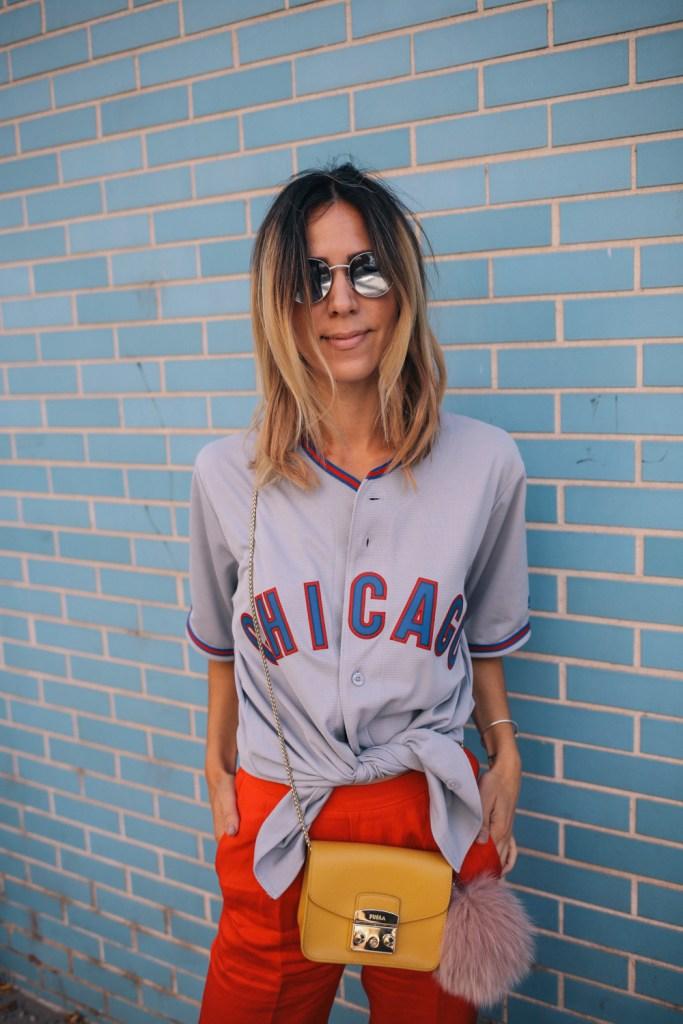 Chicago Cubs Ryne Sandbery jersey
