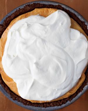 Martha Stewart Pumpkin Icebox Pie