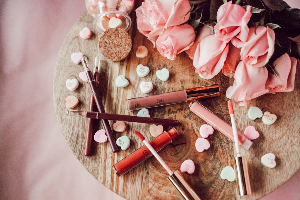 Valentine's Gift ideas and Lip kits from Marshalls