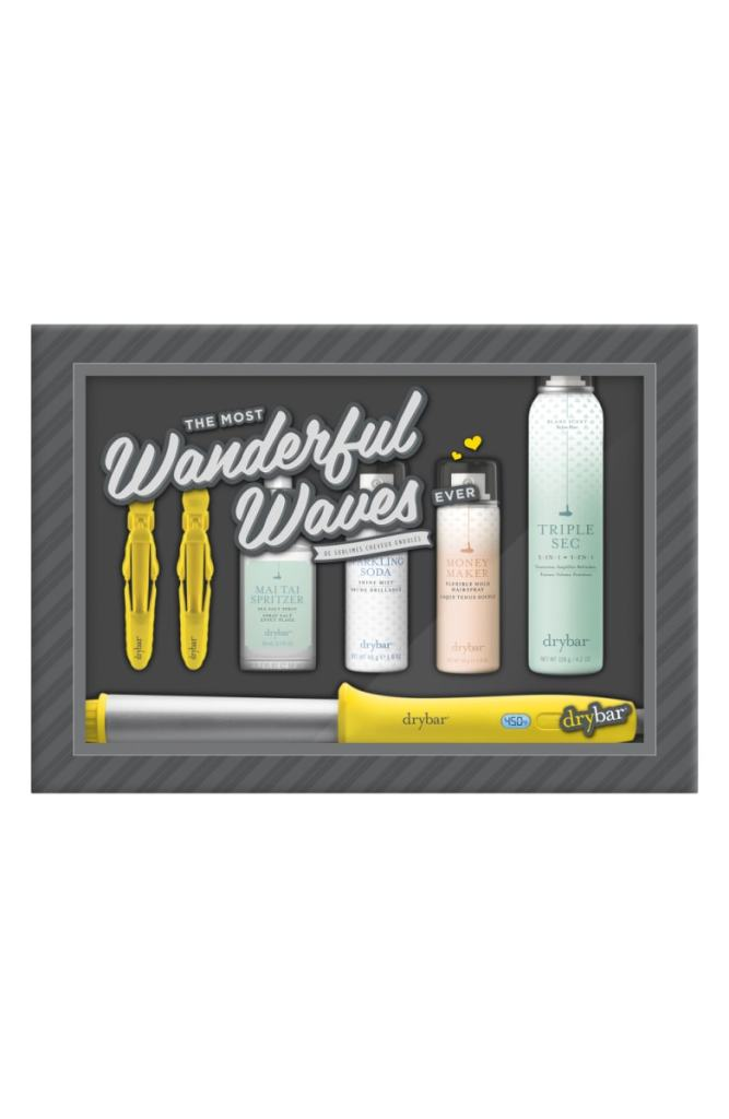 Drybar The Most Wanderful Waves Set