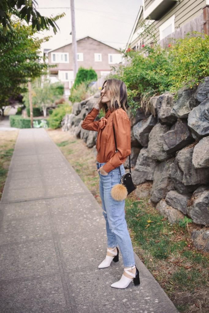 Seattle Fashion and Seattle Fashion Blogger