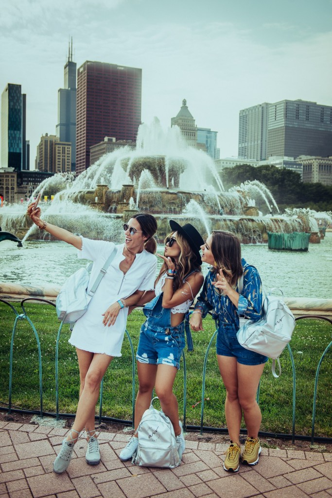 Chicago Bloggers at Lollapalooza
