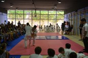 Judo Competition at the General Sports Day