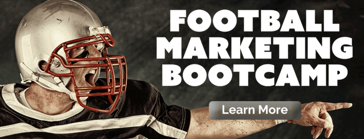 Learn more about the Football Marketing Bootcamp