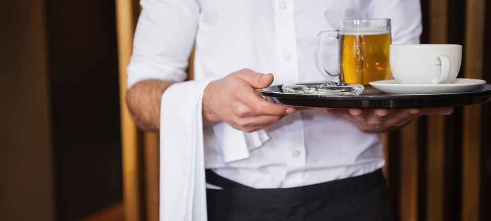 Make sure your serving staff visit the gamers regularly for refills and food orders