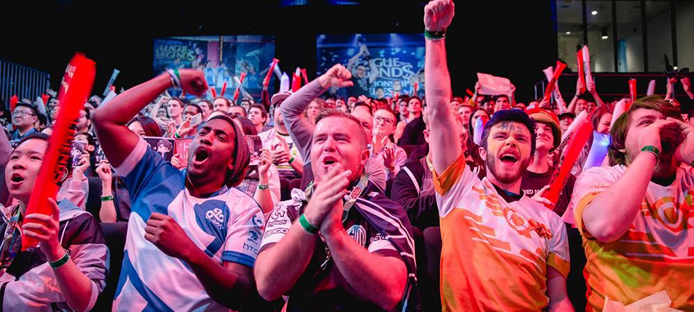 eSports fans