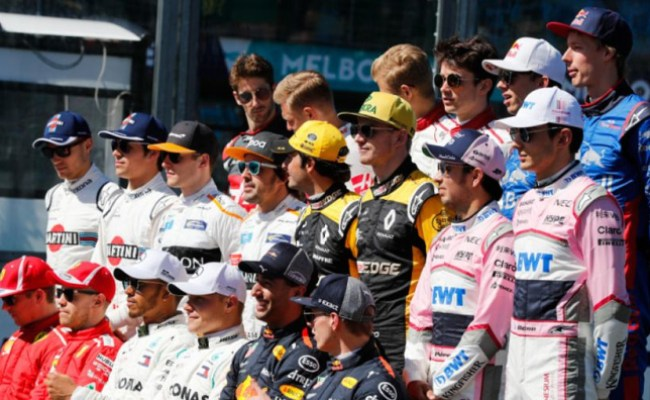 F1 2019 Driver Line Up As It Stands But What Else Could