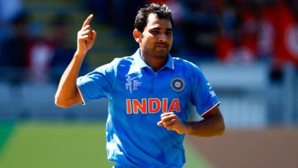 Mohammad Shami - India