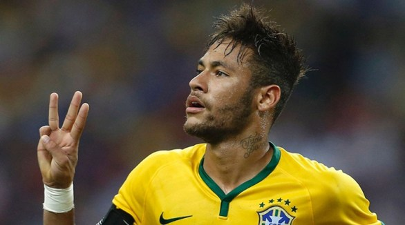 Neymar - richest