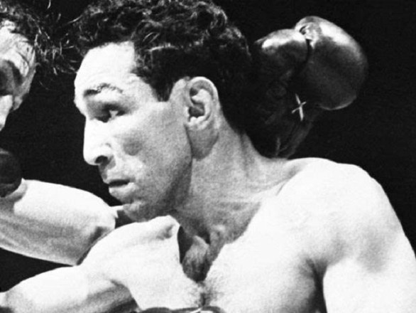 Willie Pep boxer