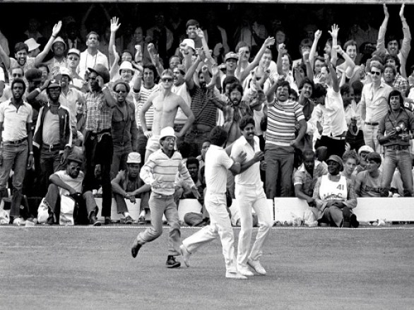 World Cup 1983 India vs West Indies Final