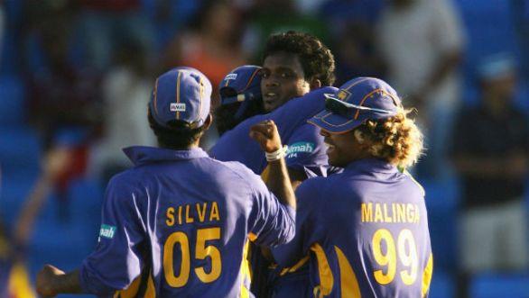 World Cup 2007 Sri Lanka vs England Super 8 Match
