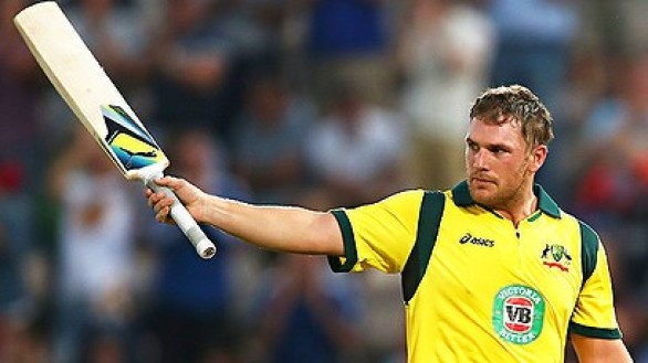 Inspirational T20 Innings Aaron Finch 156 Off 63 Balls [Video Highlights]