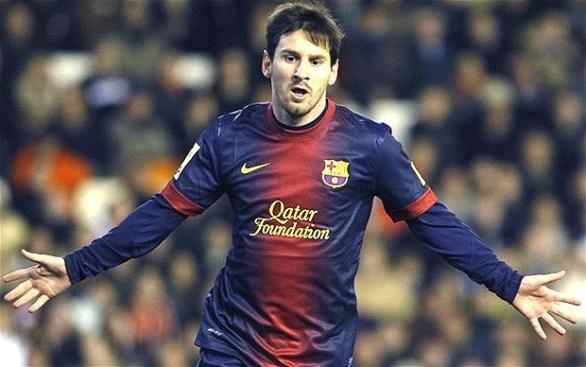 Leading Goal Scorer Of 2012