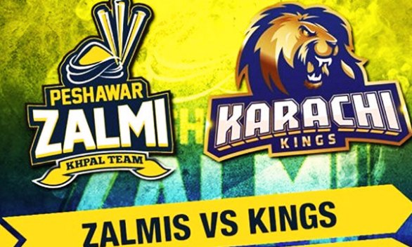 PSL 2016 19th Match, Peshawar Zalmi vs Karachi Kings