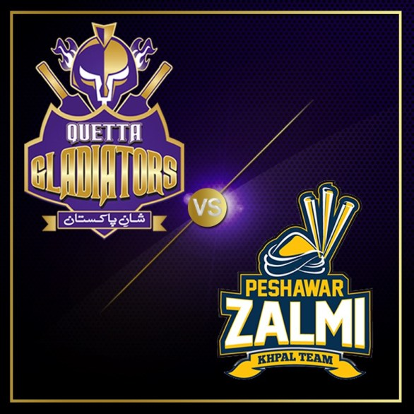 PSL 2016 7th Match, Peshawar Zalmi vs Quetta Gladiators [Video Highlights]