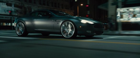 Aston Martin DB9 fast and furious 7