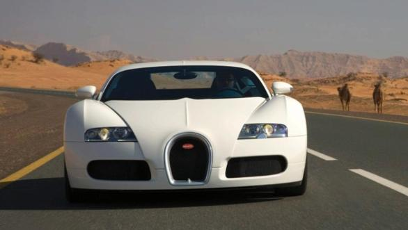 Bugatti Veyron fast and furious 7