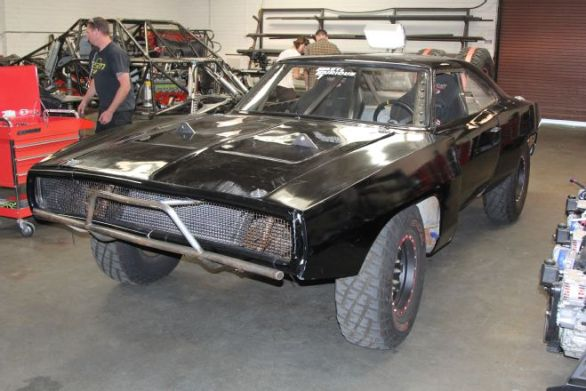 Dodge Charger RT 1970 fast and furious 7