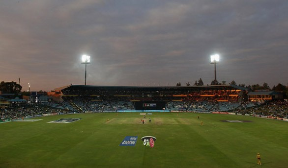 The Wanderers Beautiful Cricket Ground