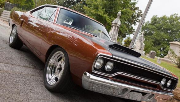 fast and furious 7 car - plymouth roadrunner