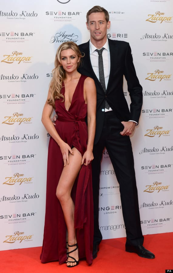 Abbey Clancy - Hottest WAGs Of Footballers
