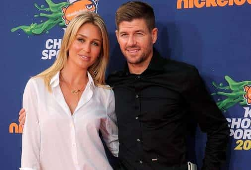 Alex Gerrard - Hottest WAGs Of Footballers
