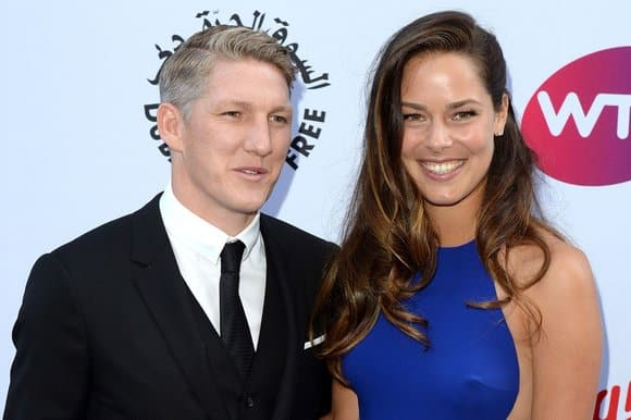 Ana Ivanovic - Hottest WAGs Of Footballers