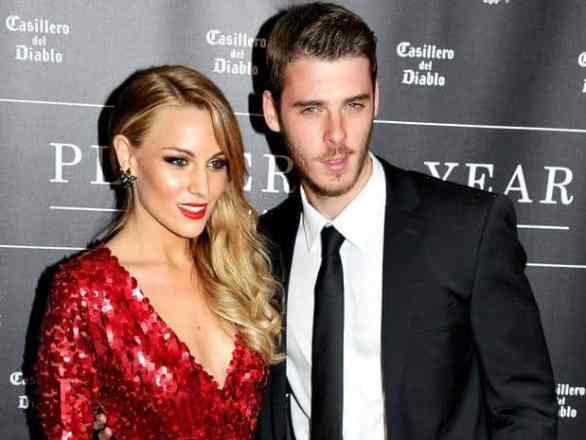 Edurne - Hottest WAGs Of Footballers