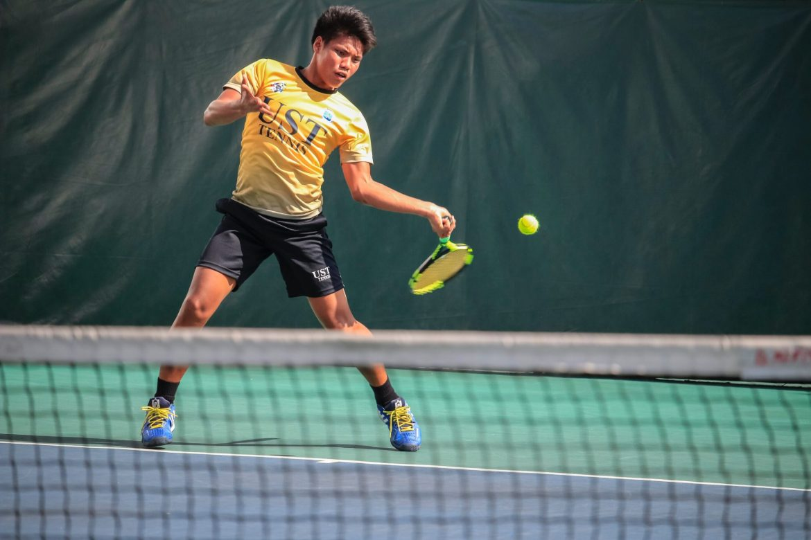 Different types of tennis shots: LEARN BASICS