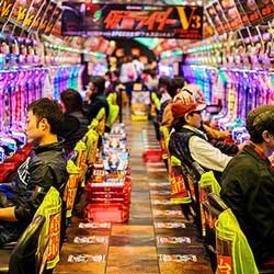 US Casino Firms Bet on Japan