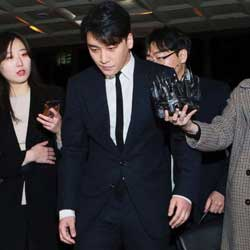 Police Summons K-pop Star Seungri for Betting Charges