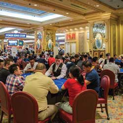 Macau Betting Update - Poker King Club Remains Closed
