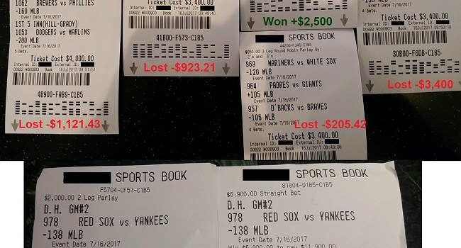 the whale picks and parlays