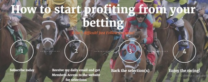 Horse Racing Systems That Work