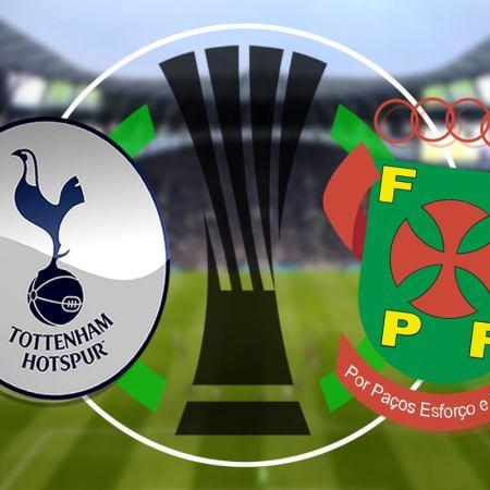 Tottenham vs Paco de Ferreria Match Analysis and Prediction