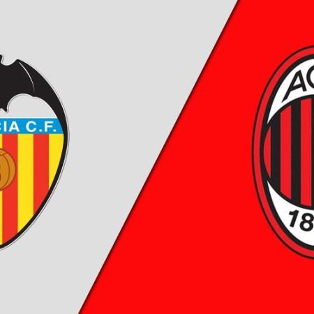 Valencia vs Ac Milan Match Analysis and Prediction