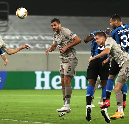 Shakhtar Donetsk vs Inter Milan Match Analysis and Prediction