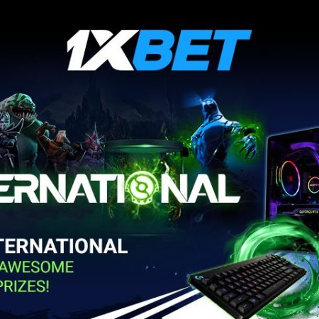 1xBet launches promotion for The International with tons of gaming gadget prizes
