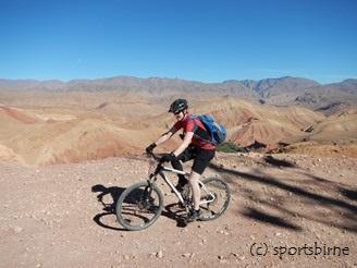 sportsbirne in Marocco, Atlas-MTB