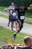 sportsbirne Feuerlauf