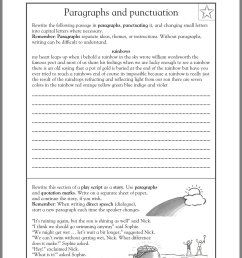 Dialogue Worksheet 3rd   Printable Worksheets and Activities for Teachers [ 1822 x 1536 Pixel ]