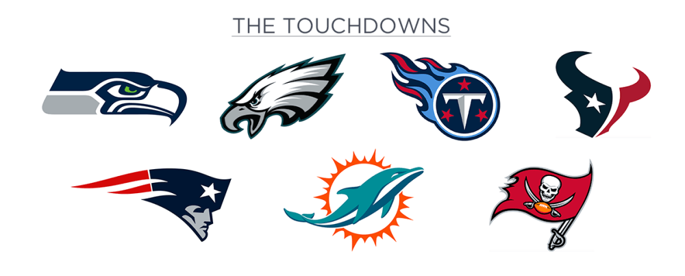 The Touchdowns