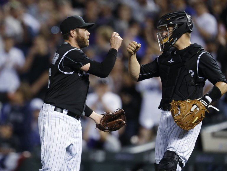 Greg Holland, Dustin Garneau